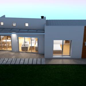 3D - Casa LOTE 47 - R1noche