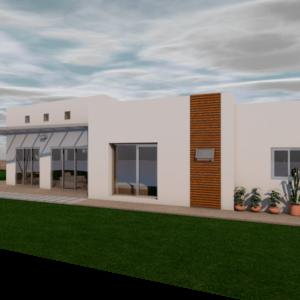 3D - Casa LOTE 47 - R4día
