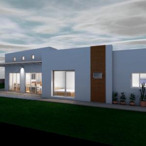 3D - Casa LOTE 47 - R4noche