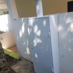 Cajas de Proteccion Calentadores de Paso Exterior - D01