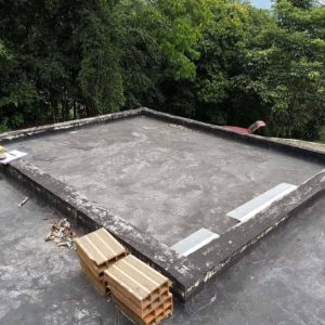 Cubierta Modulo Habitaciones - A02