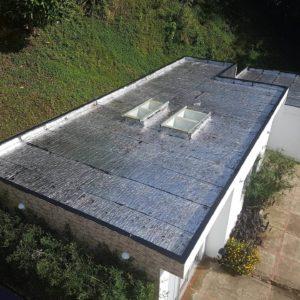 Cubierta Modulo Habitaciones - D01
